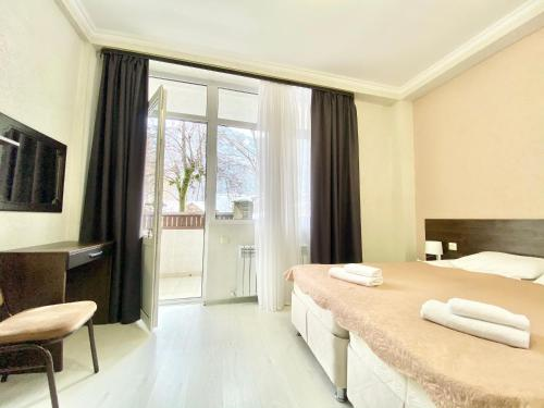 Apart hotel Mountain hill - Hotel - Krasnaya Polyana