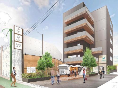 Smart Stay SHIZUKU Shinagawa-Oimachi