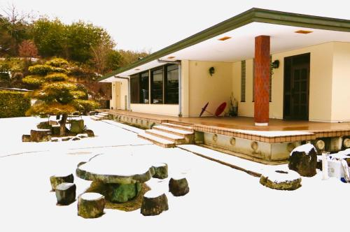 NARA日本庭園別荘