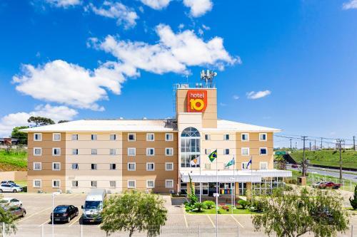 . Hotel 10 Ponta Grossa