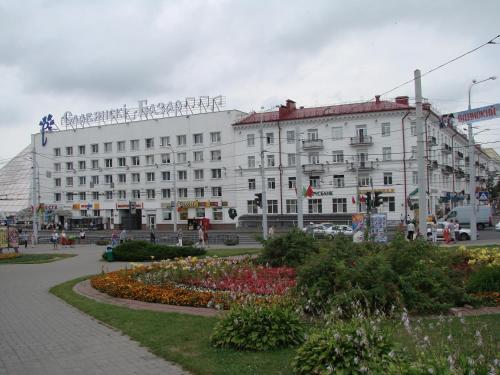 Apartment On Zamkovaya