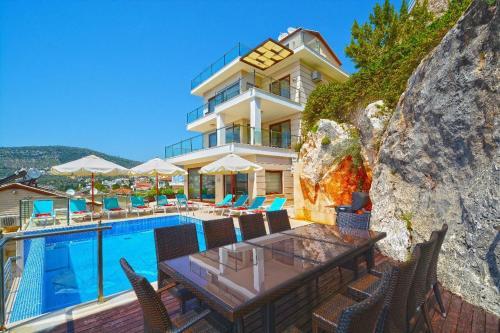 Villa Rigel - Accommodation - Kas