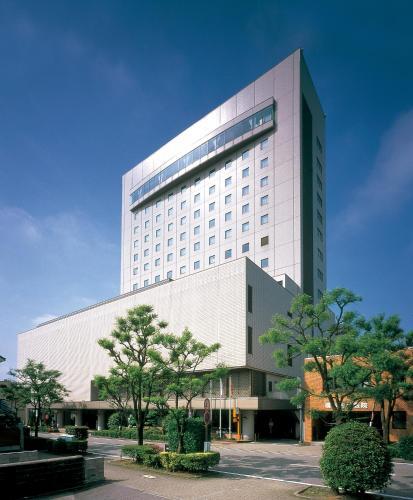 高岡新大谷酒店 Hotel New Otani Takaoka