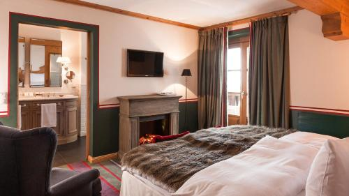 Boutique Hotel Wachtelhof - Small Luxury Hotels of the World - Maria Alm