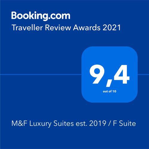 M&F Luxury Suites est. 2019 / F Suite, Pension in Thessaloniki