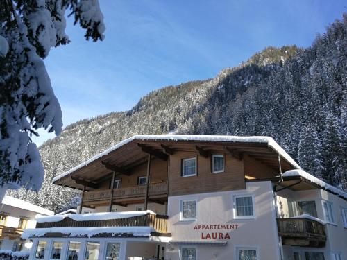 Appartements Laura 6672976 Mayrhofen