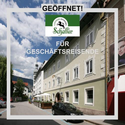 Gasthof Einhorn Schaller - Schwaz-Pill