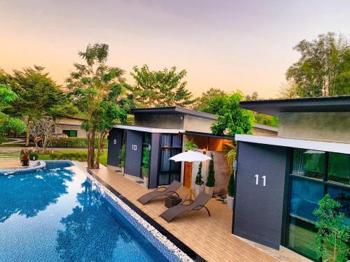 . Baan Suan Leelawadee Resort Nan