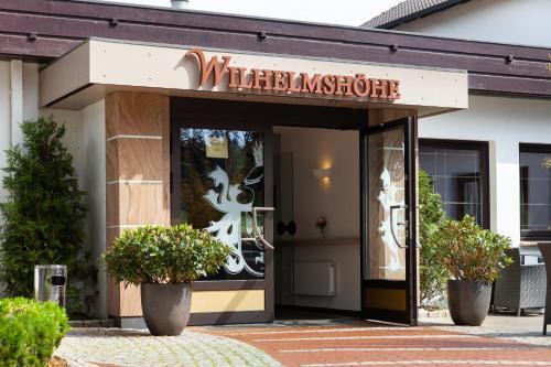 . Berggasthof Wilhelmshöhe