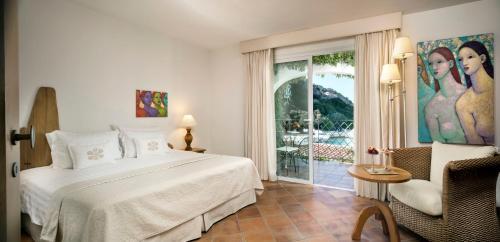 Grand Hotel Poltu Quatu Sardegna In Baja Sardinia Room Deals Photos Reviews