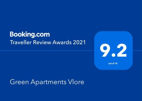 . Green Apartments Vlore