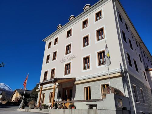Hotel-overnachting met je hond in B&B Villa Stelvio - Sta Maria Val Müstair