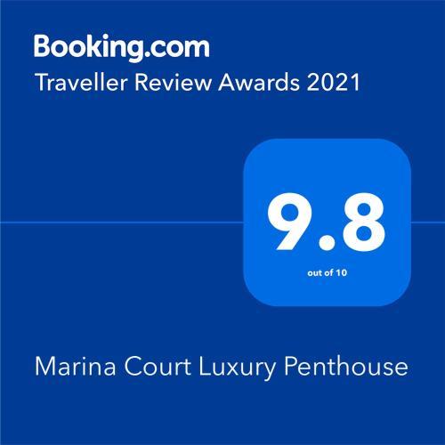 . Marina Court Luxury Penthouse