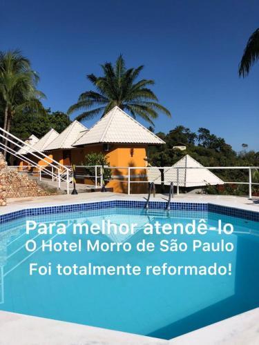 . Hotel Morro De São Paulo