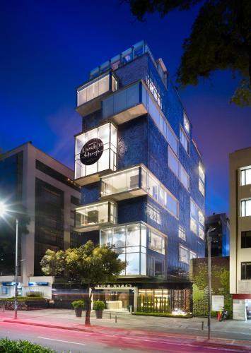 . The Click Clack Hotel Bogotá