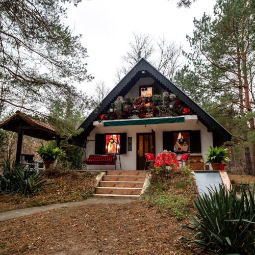 . Ladybird Lodge