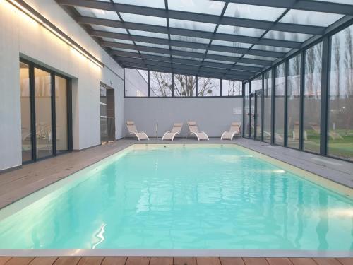 Hotel Eden Spa - Hôtel - Honfleur