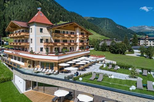 Alpinhotel Berghaus Lanersbach-Tux