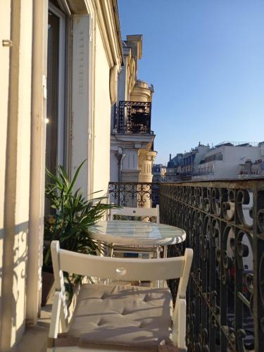 Appartement avec balcon au cœur Oberkampf, PARIS - Location saisonnière - Paris