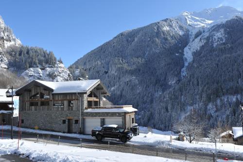 Luxueux Chalet l'Ours Blanc - Champagny en Vanoise