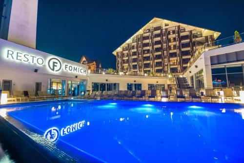 . F&B Spa Resort (ex. Fomich Hotel)