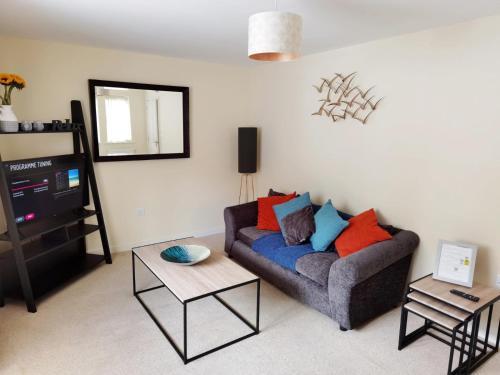 Lakeside: Argosy 3bed House 2bath Parking M27 J5 Southampton Airport Sleeps 6
