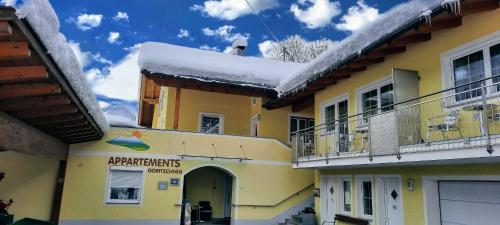 Appartementhaus Goritschnig - Apartment - Flattach