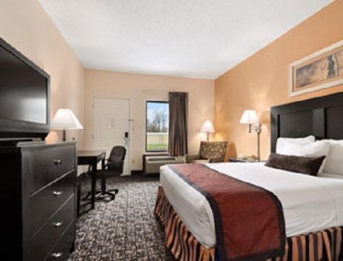 Days Inn By Wyndham Monticello - Monticello, AR 71655