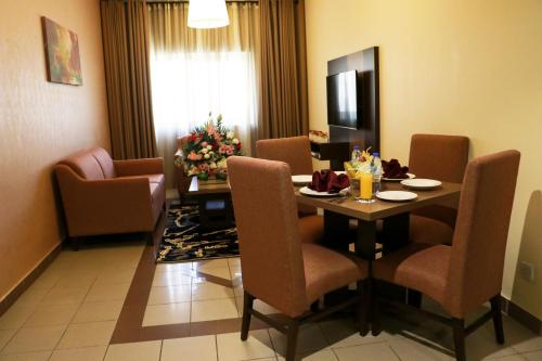 Spark Residence Hotel Apartment