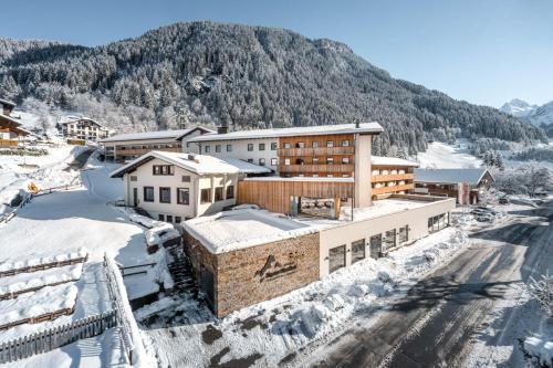 . Sporthotel Silvretta Montafon