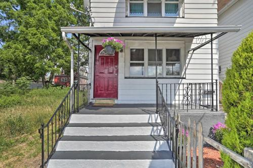 Dtwn Wilkes-Barre Apt - Walk to Parks & Shops! - Apartment - Wilkes-Barre