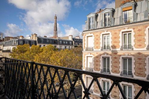 Hotel Relais Bosquet - Hôtel - Paris