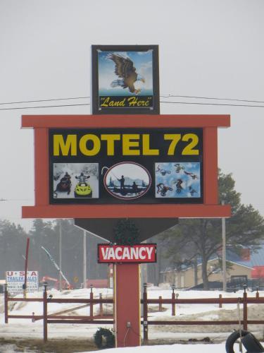 . Motel 72