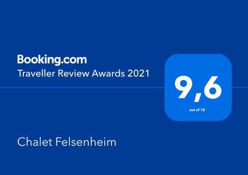 Chalet Felsenheim - Bellwald