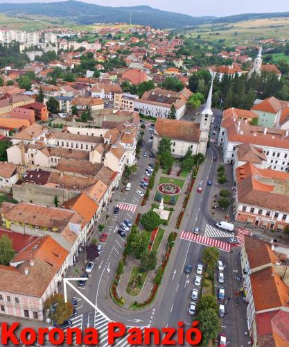 Korona Panzió - Accommodation - Odorheiu Secuiesc