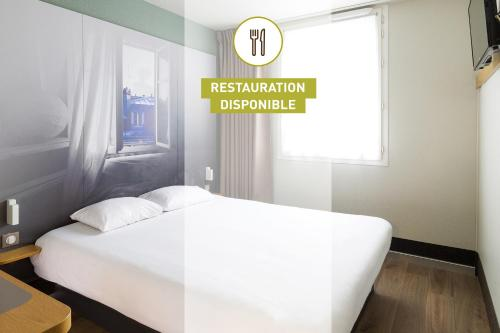 . B&B Hotel ANNEMASSE Saint-Cergues