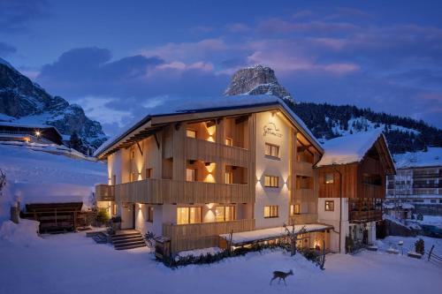 Residence Settsass - Hotel - Colfosco