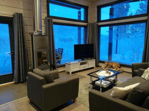 Accommodation in Utsjoki