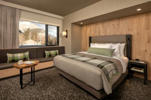 Standard Room, 1 King bed, Preferred View