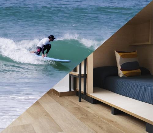 TAKE SURF Hostel Conil