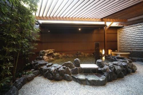 御宿诺诺奈良天然温泉酒店