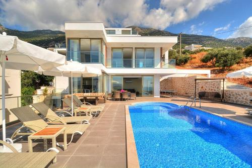 Villa Ahiska - Accommodation - Kas