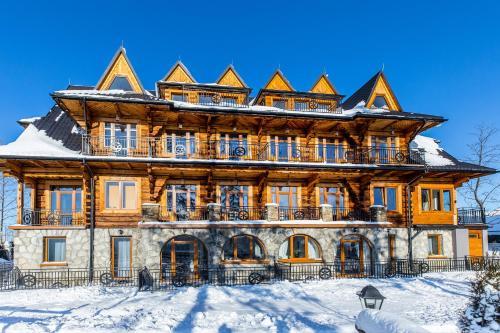 Apartamenty na Leśnej - Apartment - Bukowina Tatrzanska