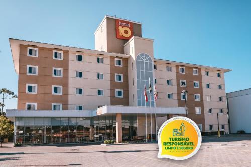 . Hotel 10 Blumenau