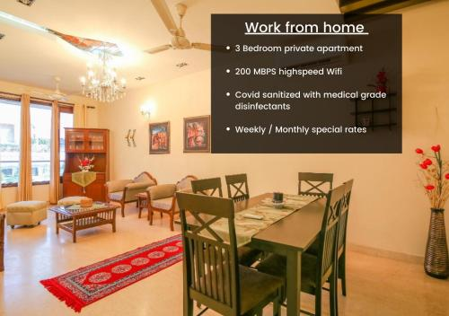 . Hostie Sarvada-Convenient Living in South Delhi