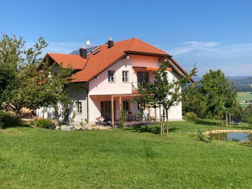LICHTECK - Helle Ferien - Apartment - Breitenberg