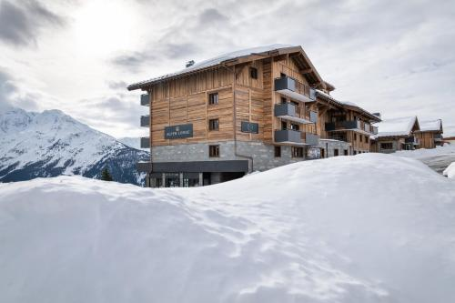 Hôtel Alpen Lodge - Hotel - La Rosière