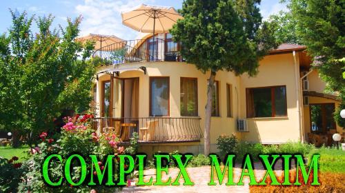 Hotel Complex Maxim