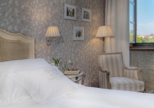 Premium Doppelzimmer - Einzelnutzung A Quinta Da Auga Hotel Spa Relais & Chateaux 3