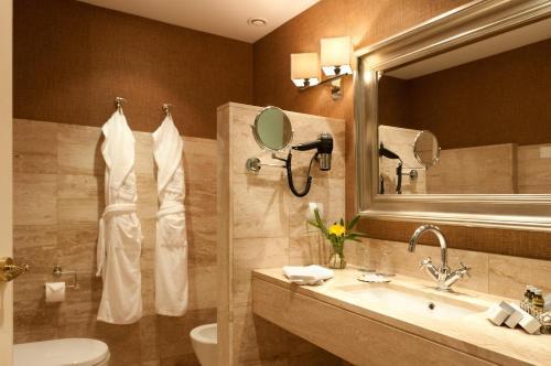 Classic Doppelzimmer - Einzelnutzung A Quinta Da Auga Hotel Spa Relais & Chateaux 7